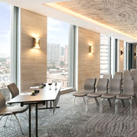 Corporate meetings in Kuala Lumpur, the new W is a hip and fun option