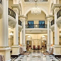 Heritage wing of the Waldorf Astoria Shanghai