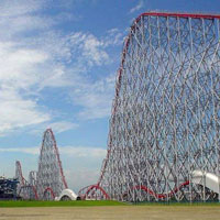 Fastest roller coasters in the world, Nagashima Steel Dragon