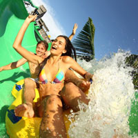 Fun family-friendly theme parks in Asia, Waterbom Bali