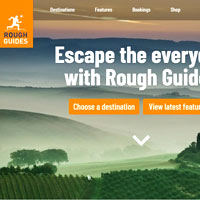 Best online travel guides, Rough Guides