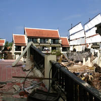 Damage to Sofitel Magic Lagoon, Khao Lak