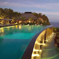 Bali wedding, Bulgari Resort