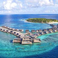Luxury destination weddings at St Regis Maldives