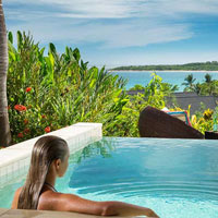 InterContinental is a vast acre Fiji beach resorts winner