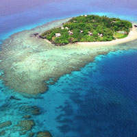 Fiji resorts guide, Royal Davui, private island