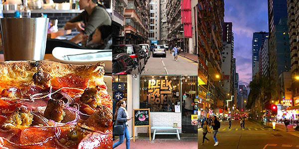 Causeway Bay fun guide to Neapolitan pizza, delicious bites, nightlife, and curios