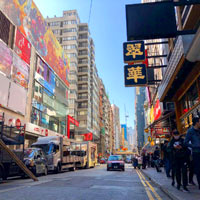 Causeway Bay shopping guide in HK