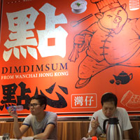 Best Hong Kong dim sum restaurants