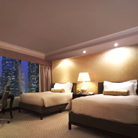 Accommodation Hong Kong, business deals, Conrad