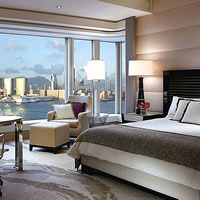 Hong Kong business hotels, image of Four Seasons Hotel Hong Kong