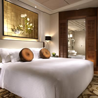Hong Kong business hotels review, Langham Hotel, Grand Room
