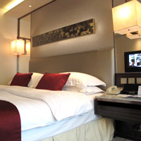 The InterContinental Grand Stanford is a good TST value hotel choice, new look Premier Room