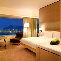 Hong Kong long stay hotels, Hyatt Regency Shatin also handles meetings and conferences