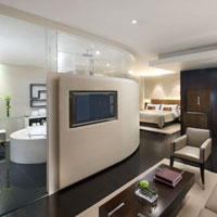 Hong Kong spa hotels, Landmark Mandarin Oriental L600 room image