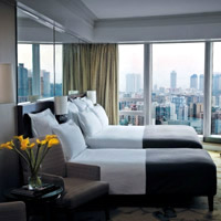 Hong Kong hip hotels, Langham Place Mongkok