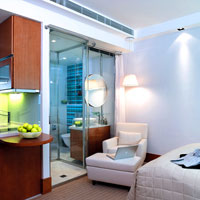 Hong Kong boutique hotels, Lanson Place