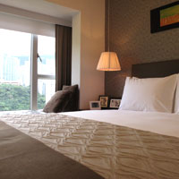 Hong Kong longstay hotels and serviced apartments, Oakwood, Mid-Levels