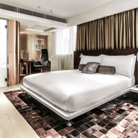Hong Kong hip hotels, Ovolo 2 on Arbuthnot Road, Central