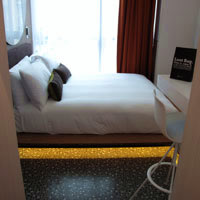 Hong Kong designer hotels, Ovolo at 286 Queen's Road Central