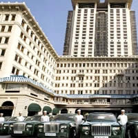 Hong Kong hotels, luxury end, image of The Peninsula
