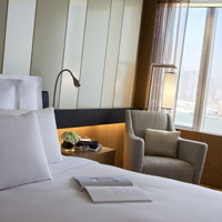 Hong Kong conference hotels, Renaissance Harbour View newlook