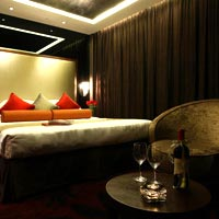 Hong Kong boutique hotels, Sohotel in Sheung Wan