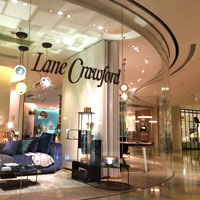 Hong Kong designer brands, Lane Crawford, Pacific Place