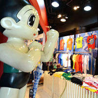 The Peak Galleria offers fun shopping - Astro Boy outlet
