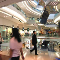 Interesting Hong Kong malls, Festival Walk, Kowloon