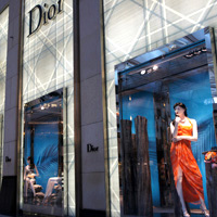 Hong Kong designer brands and beauty products, Dior at Landmark in Central