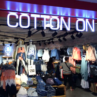Great deals at Cotton On, Lee Theatre, Causeway Bay