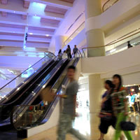 Best Hong Kong shopping mall, Pacific Place, Admiralty