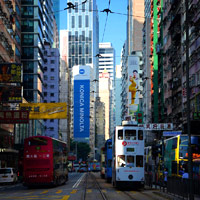 Hong Kong shopping guide - catch the tram to trawl the island's side streets