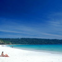 Andaman Islands number 7 beach