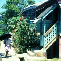 Port Blair houses