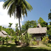 Andaman Island resorts, Wild Orchid cottage