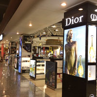 Bangalore duty free shopping prices at Airport - Dior perfumes