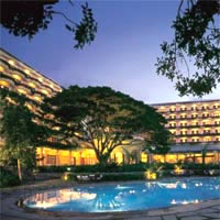 Bangalore business hotels, The Oberoi