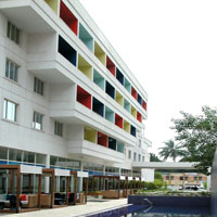 Bangalore hip hotels, the funky Park hotel
