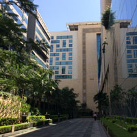 Best Bangalore business hotels, Ritz-Carlton