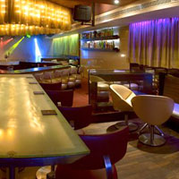 Chennai nightlife and bars, Raintree's Havana lounge