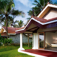 Chennai child-friendly hotels, Vivanta by Taj - Fisherman's Cove, garden villas