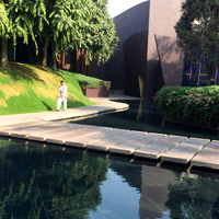 Dusit is a green eco-friendly hotel