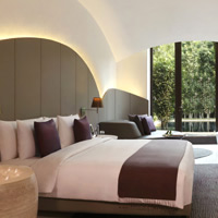 New luxury boutique hotels in Delhi, The Roseate