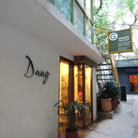 Best Delhi shopping is in Hauz Khas Village