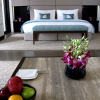New Delhi luxury hotels, Lodhi vs Oberoi, Lodhi Premier Suite