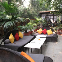 New Delhi dining, Lodi - The Garden Restaurant