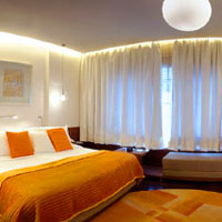 Delhi boutique business hotel The Park