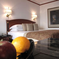 Best New Delhi business hotels, Taj Mahal Club Room